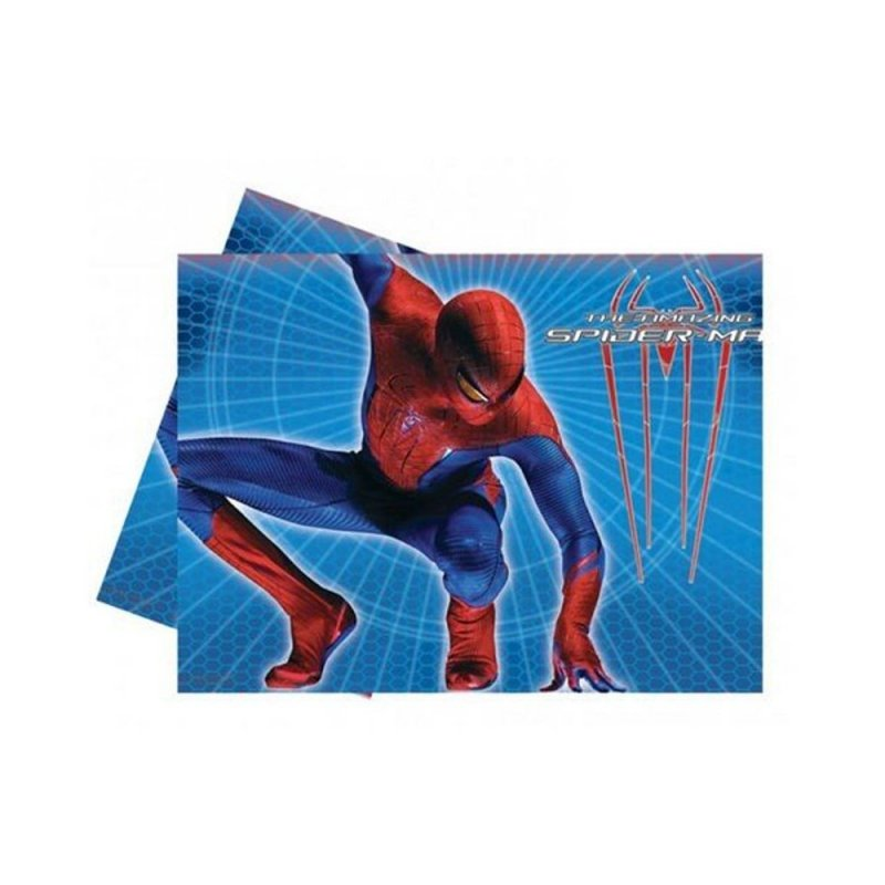 Obrus 180x120cm THE AMAZING SPIDERMAN