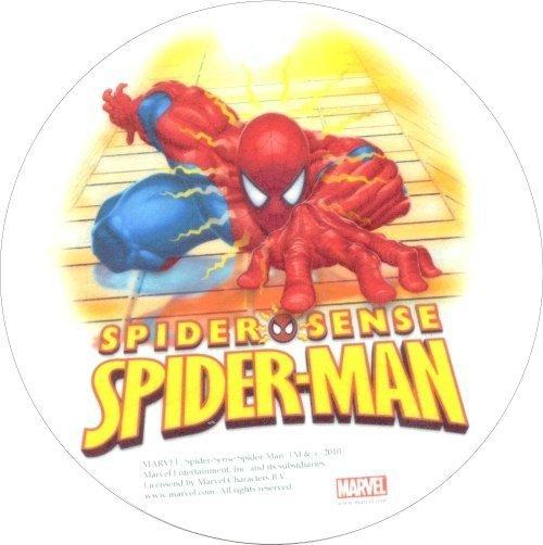 Kardasis - opłatek na tort okrągły Spiderman V