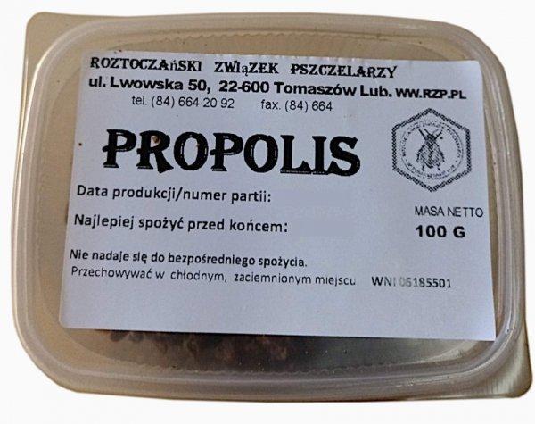 propolis etykieta