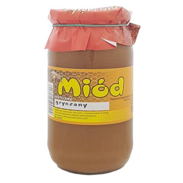 miód gryczany 1000 g