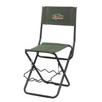 Krzesło wędkarskie z oparciem