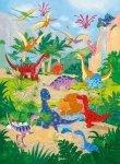 Fototapeta dla dzieci - Dinozaury - 183x254 cm