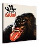 Rolling Stones (Grr!) - Obraz na płótnie