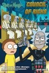 Rick and Morty Council Of Ricks - plakat