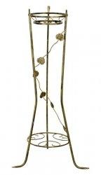 Kwietnik metalowy - Stojak na kwiaty - 2ka duża