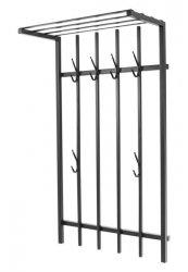 Garderoba do przedpokoju - Metalowa - Loft - 70