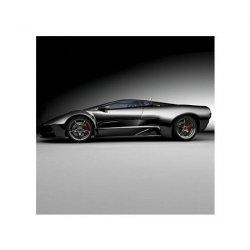 Samochód Wyścigowy - reprodukcja