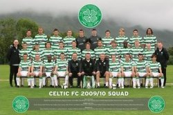 Celtic (Team 2009-2010) - plakat