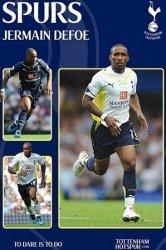 Tottenham Hotspur (Defoe) - plakat
