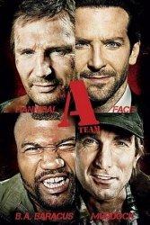 The A-team (Teaser) - plakat