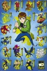Ben 10 Alien Force Compilation - plakat
