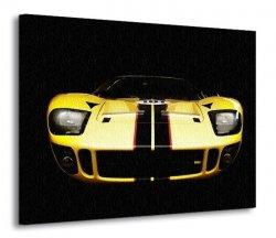 Obraz dla chłopaka - Sportowy samochód - 120x90 cm