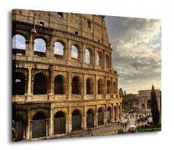 Obraz ścienny - Koloseum w Rzymie - 120x90 cm