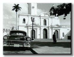 Obraz do salonu - Chevrolet Cienfuegos, Cuba - 80x60 cm