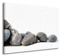 Pierres Zen - Obraz na płótnie
