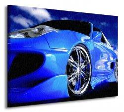 Speedster - Obraz na płótnie