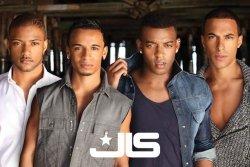 J.L.S (Band) - plakat