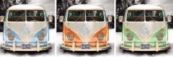 Vw Californian Camper Route One - plakat