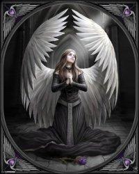 Anne Stokes (Prayer For The Fallen) - plakat