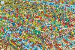 Where's Wally (The Jurrasic Games) - plakat