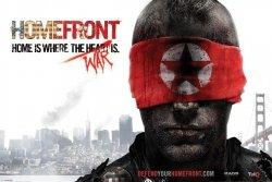 Homefront (Blindfold) - plakat