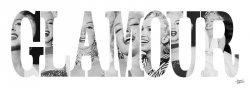 Marilyn Monroe (Glamour) - reprodukcja