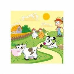 Farmer i zwierzaki - reprodukcja