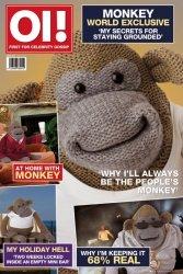 Monkey Magazine - plakat