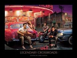 Presley, Monroe, Dean (Chris Consani) - reprodukcja