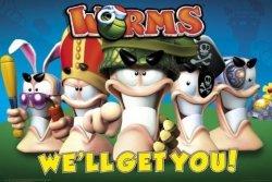 Wormsy - Grupa - plakat