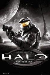 Halo Anniversary Anniversary - plakat