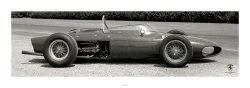 Ferrari F1 Vintage - Sharknose - reprodukcja