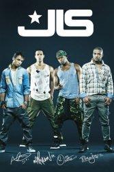 JLS New Group - plakat