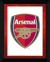 Obraz w ramie - Arsenal Crest