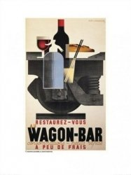 Wagon-Bar - reprodukcja