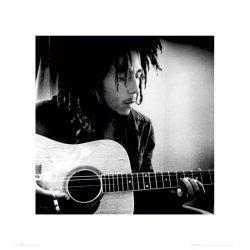 Bob Marley Guitar - reprodukcja