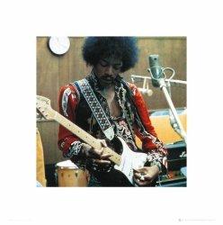 Jimi Hendrix Studio - reprodukcja