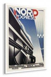 Nord Express - Obraz na płótnie