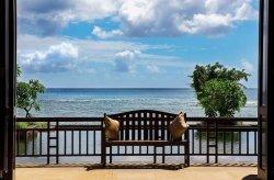 Fototapeta na śćianę - Mauritius, Widok na morze - 175x115cm