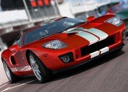 Fototapeta na ścianę - Czerwony sportowy samochód - 254x183 cm