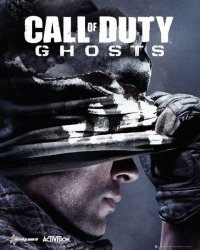 Call Of Duty Ghosts okładka - plakat
