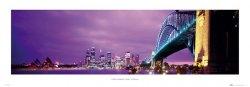 Australia - Sydney Harbour - reprodukcja