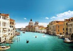 Fototapeta na ścianę - Wenecja, Canal Grande - 366x254cm - KLEJ GRATIS!