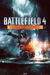 Battlefield 4 Drugie uderzenie - plakat