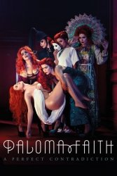 Paloma Faith A Perfect Contradiction Red - plakat