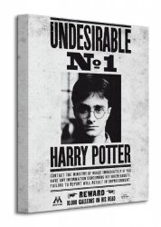 Harry Potter (Undesirable No.1) - Obraz na płótnie