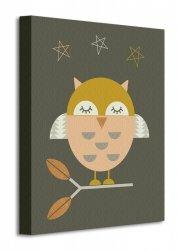 Little Design Haus (Little Owl) - Obraz na płótnie