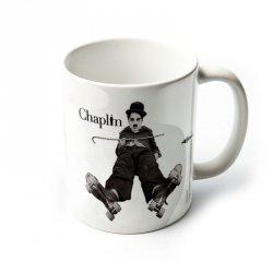Charlie Chaplin Zmęczenie - kubek
