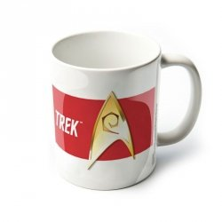 Star Trek (Engineering Red) - kubek