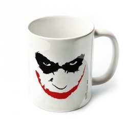Mroczny Rycerz Batman Joker Uśmiech - kubek